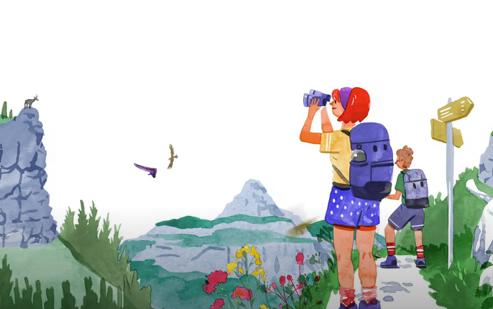 Affinché il paesaggio svizzero rimanga degno di essere visto