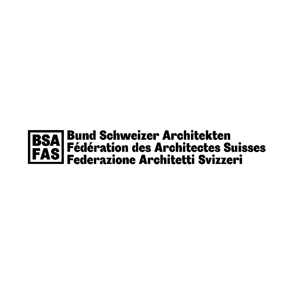 Logo Federazione Architetti Svizzeri