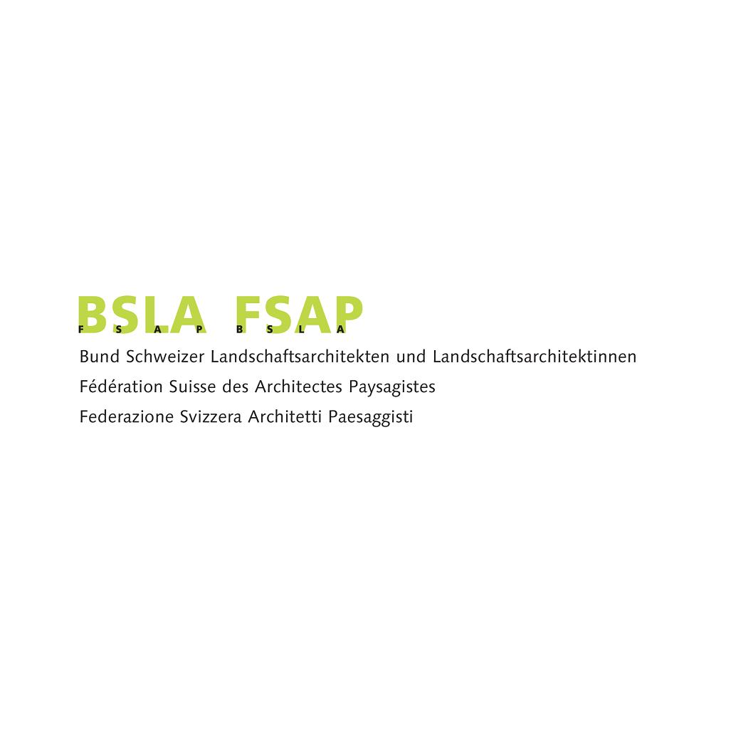 Logo Federazione Svizzera Architetti Paesaggisti