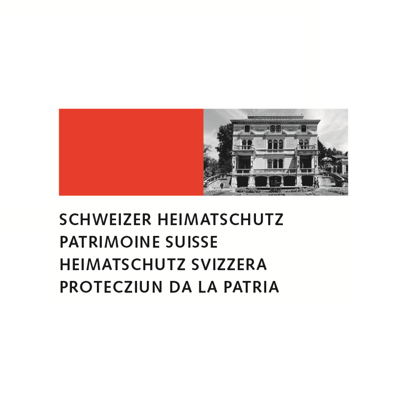 Logo Heimatschutz Svizzera